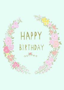 Verjaardagsgeluk