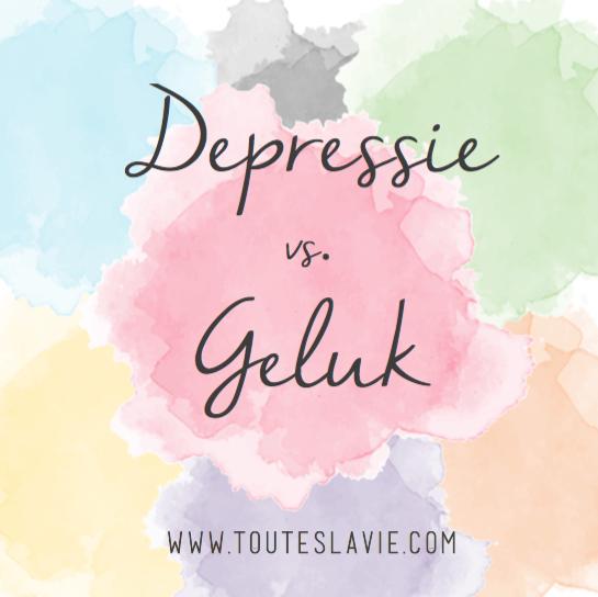 Depressie vs. Geluk