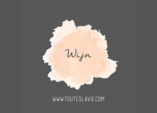 Geïnspireerd schrijven  'Wijn'