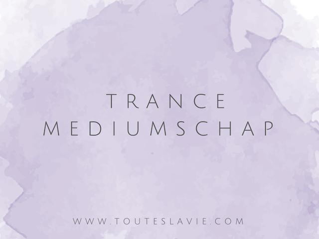 Trance Mediumschap