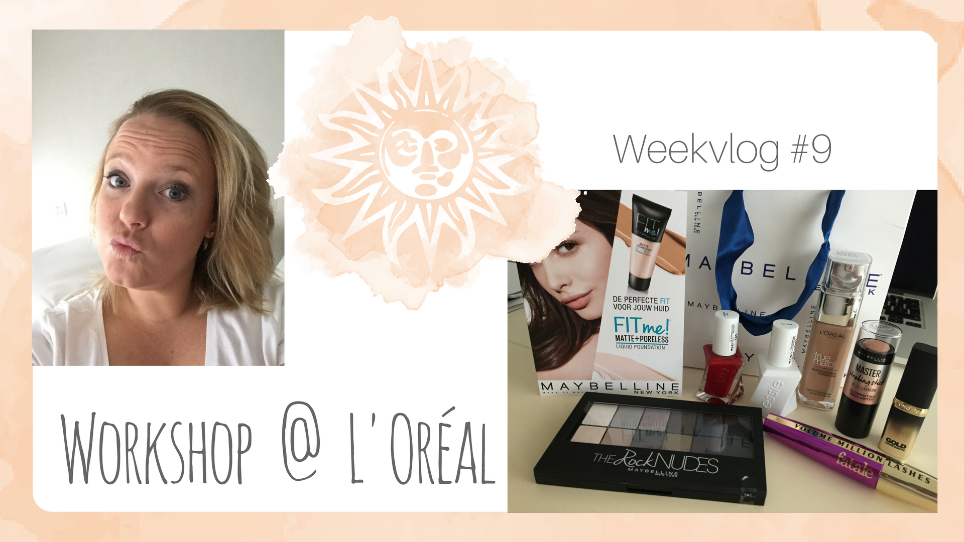 Weekvlog #9 Workshop @ L'Oréal