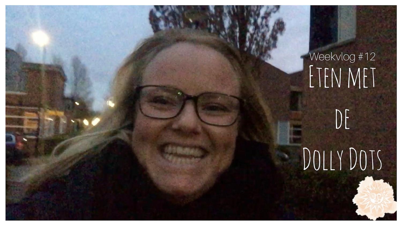 Weekvlog 12 Eten met de Dolly Dots en kaarten trekken