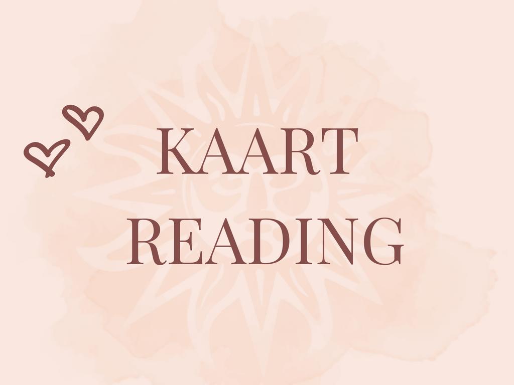 Kaartreading | Toutes La Vie