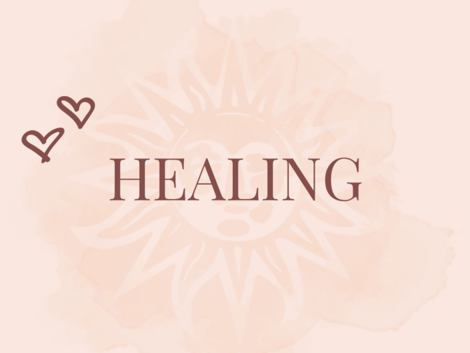HEALING | Toutes La Vie