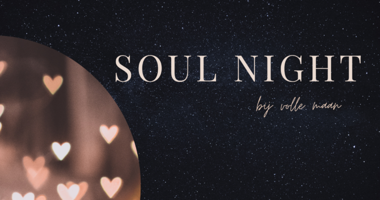 Soul Night bij volle maan