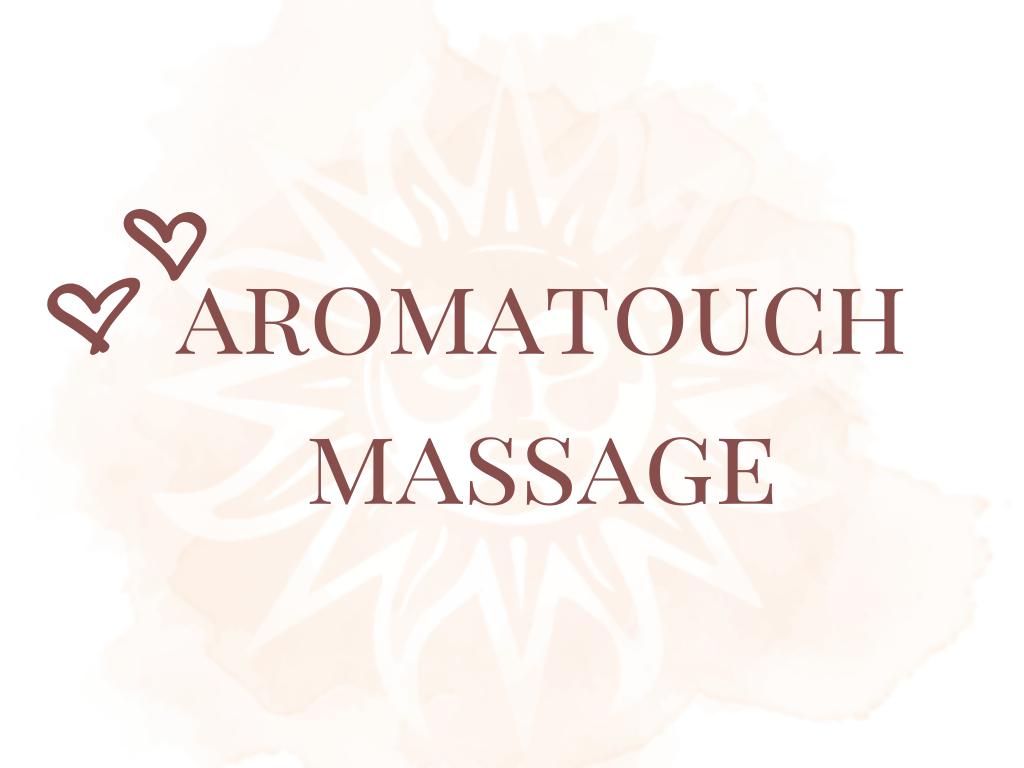 AromaTouch Massage | Toutes La Vie